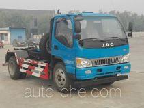 Dongfang Qiyun QYH5100ZXX5JH detachable body garbage truck
