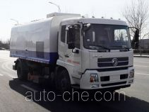 东方奇运牌QYH5160TXC5DFL型吸尘车