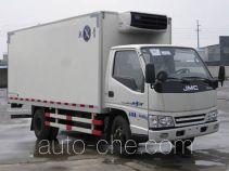 青驰牌QYK5040XLC型冷藏车