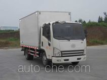 Qingchi QYK5041XBW insulated box van truck
