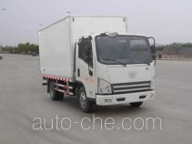 Qingchi QYK5080XBW insulated box van truck