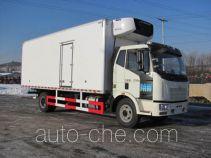 青驰牌QYK5160XLC1型冷藏车