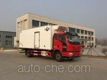 青驰牌QYK5160XLC5型冷藏车
