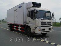 青驰牌QYK5163XLC1型冷藏车
