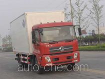 Qingchi QYK5168XBW insulated box van truck