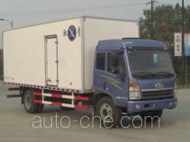 Qingchi QYK5169XBW insulated box van truck