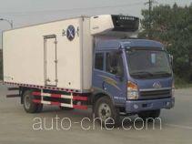 青驰牌QYK5169XLC型冷藏车