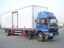 Qingchi QYK5250XBW insulated box van truck