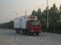 青驰牌QYK5250XLC5型冷藏车