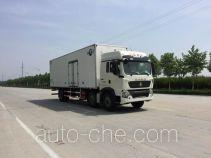 青驰牌QYK5251XLC5型冷藏车