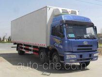 青驰牌QYK5252XLC型冷藏车
