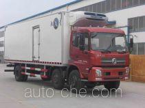 青驰牌QYK5253XLC1型冷藏车