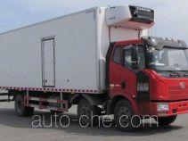 青驰牌QYK5254XLC1型冷藏车