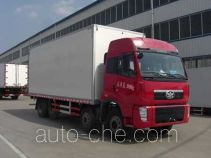 Qingchi QYK5300XBW insulated box van truck