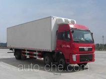 青驰牌QYK5300XLC型冷藏车