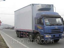 青驰牌QYK5310XLC型冷藏车