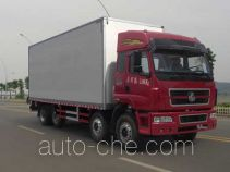 Qingchi QYK5313XBW insulated box van truck