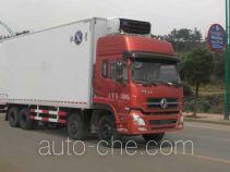 青驰牌QYK5317XLC型冷藏车