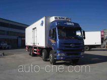 Qingchi QYK5318XLC refrigerated truck