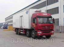 Qingchi QYK5319XLC refrigerated truck