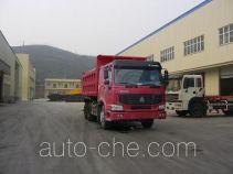 Zhongte QYZ3257ZZ324 dump truck