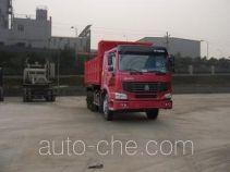 Zhongte QYZ3257ZZ384 dump truck