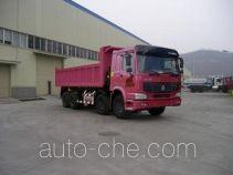 Zhongte QYZ3317ZZ386 dump truck