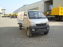 Zhongte QYZ5024ZLJ dump garbage truck
