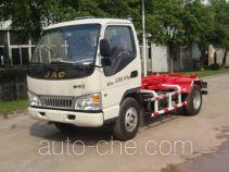 重特牌QYZ5070ZXX4型车厢可卸式垃圾车