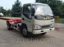 Zhongte QYZ5070ZXX4 detachable body garbage truck