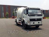 重特牌QYZ5140GJB型混凝土搅拌运输车