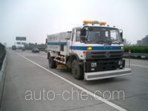 Zhongte QYZ5150GQX street sprinkler truck