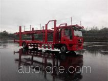 Zhongte QYZ5180TCL681 car transport truck