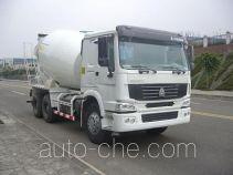 Zhongte QYZ5250GJBHW12 concrete mixer truck