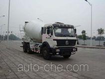 Zhongte QYZ5250GJBND concrete mixer truck