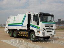 Zhongte QYZ5250ZYSLNG garbage compactor truck