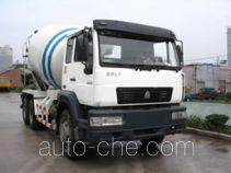 Zhongte QYZ5251GJB concrete mixer truck