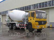 Zhongte QYZ5251GJBND concrete mixer truck