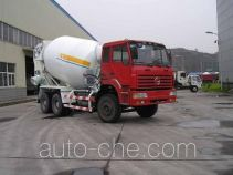 Zhongte QYZ5251GJBNDB concrete mixer truck