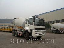 Zhongte QYZ5251GJBQL concrete mixer truck