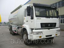 Zhongte QYZ5252GFL bulk powder tank truck