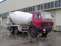 Zhongte QYZ5252GJBND concrete mixer truck