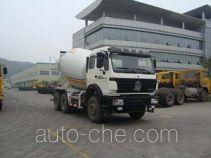 Zhongte QYZ5252GJBND9 concrete mixer truck