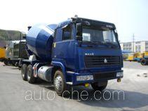 Zhongte QYZ5252GJBSW concrete mixer truck