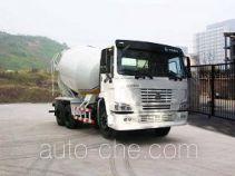 Zhongte QYZ5251GJBHW concrete mixer truck