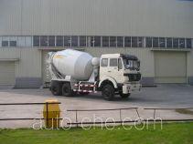 Zhongte QYZ5253GJBND concrete mixer truck