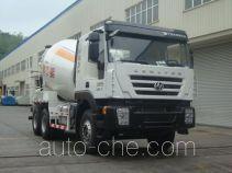 Zhongte QYZ5254GJBCA concrete mixer truck