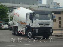 Zhongte QYZ5254GJBCB concrete mixer truck