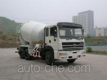 Zhongte QYZ5258GJB concrete mixer truck