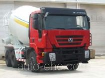 Zhongte QYZ5258GJBH concrete mixer truck